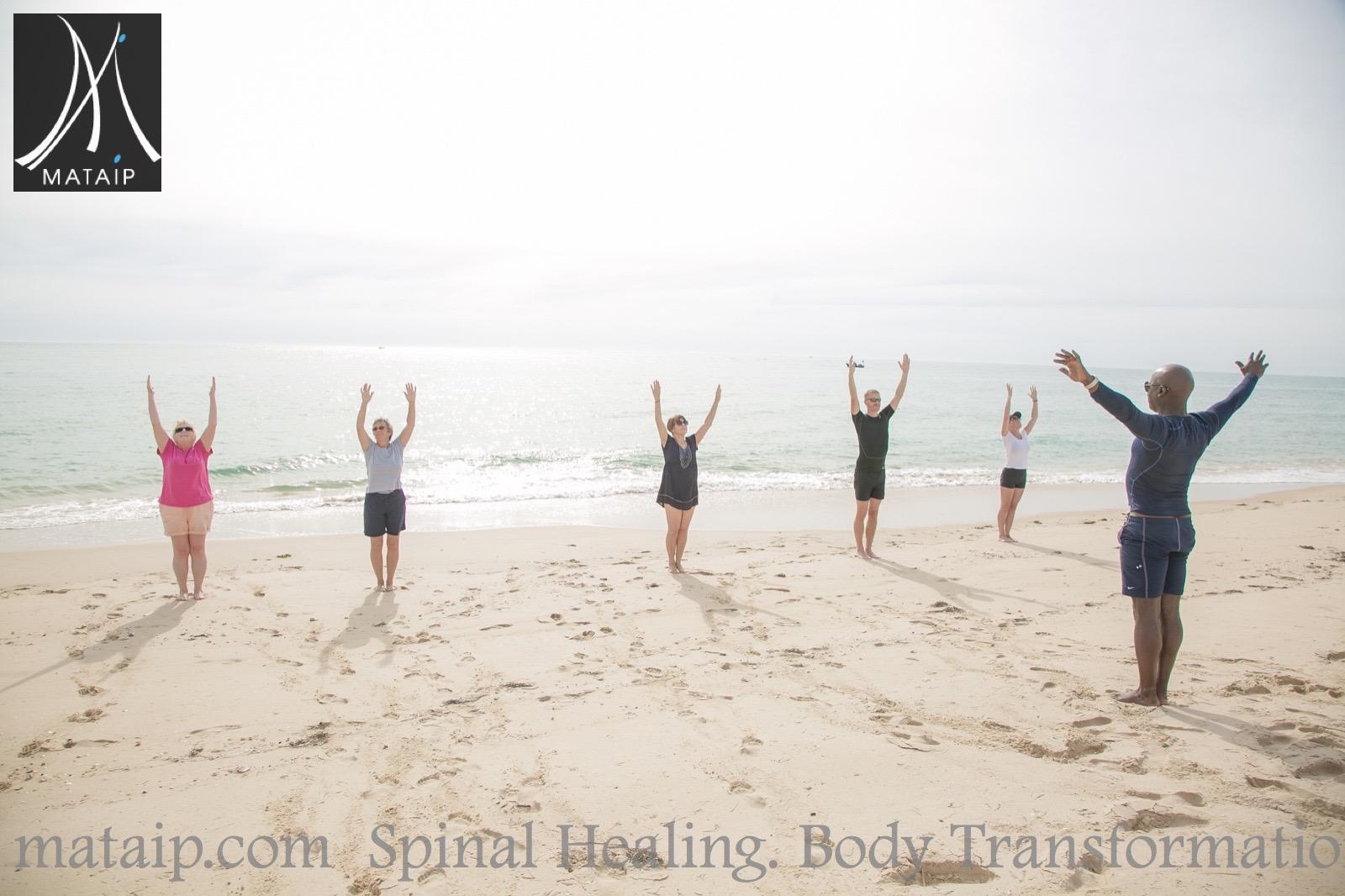 MATAIP Yoga Pilates and Wellbeing Retreat
