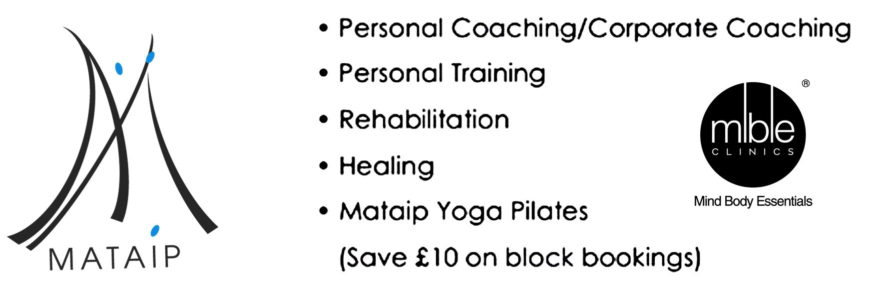 MATAIP yoga classes in Bradford